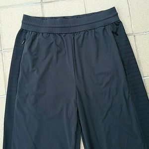 Black Under Armour Athletic Pants, Size X-Small